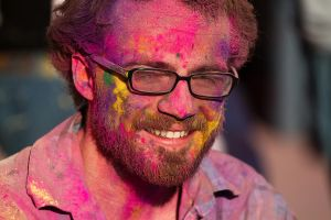 Holi Festival of Colours 24 by obviologist