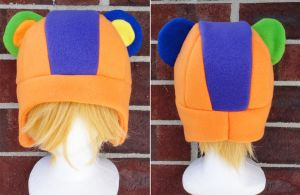 Stitches Animal Crossing Hat by akiseo