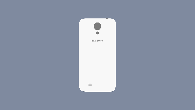 Galaxy S IV Flat by AlexJMiller