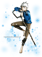 Jack Frost by InnocenceShiro