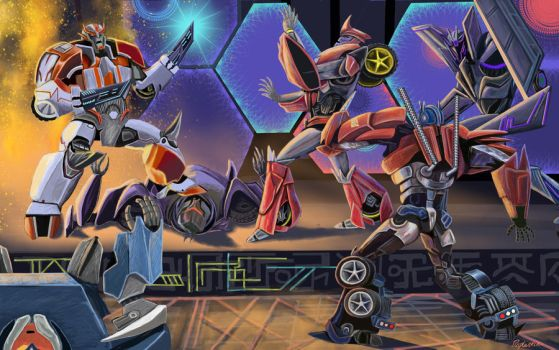 Epic Ratchet by raptarrin