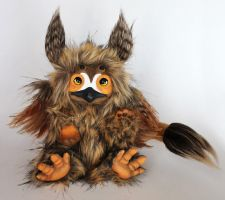 Ooak Owlkopo (Comission) by CustomLovers