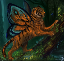 Hidden mystery by FlashW