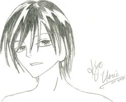 Kyo Usui by loveshadow18