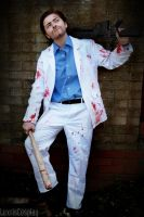 Left 4 Dead 2 - Nick Cosplay 04 by Luxris