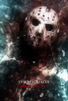 Friday the 13th (2017) - Teaser Poster by CAMW1N