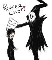 Reaper Chop! [PRIZE] by TheBirthdayMuffin