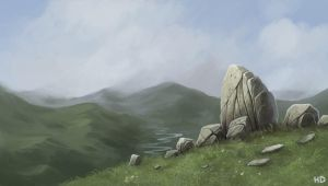 Hills by Maarchal