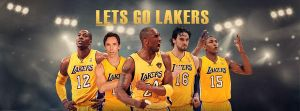 Let's Go Lakers FB Cover Photo by lisong24kobe