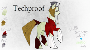 Techproof reference sheet Ver 2.1 by SyobonHatena1000