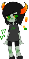 FAN TROLL ADOPTABLE -17 POINTS- {CLOSED} by OctoPastaAdopts