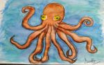 O is for Octopus by musicfreak937