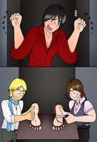 Resident Evil 6 Commission 4 by Kenzoe64