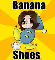 Banana Shoes by Po-Zu