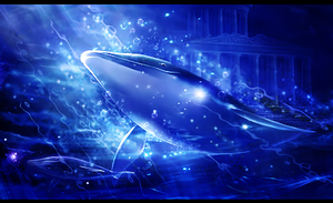 whale by cliffbuck