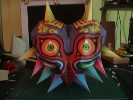 Majora's Mask by DeityKnight-Omega