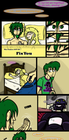 The Games S.E. - Fix You : Pg1 by TheSharpness