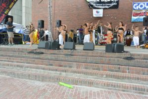 Puerto Rican/Latin Festival, Little Jungle Moves 9 by Miss-Tbones