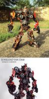 Junkload Van Damme by Unicron9