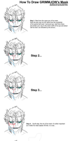 GRIMMJOW: Mask tutorial by blackstorm