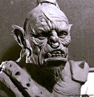 Orc Life size by glaucolonghi