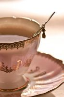 Pretty Tea Time by AllysaH-Photography