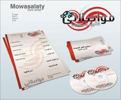 Mowasalaty Corporate by mido4design
