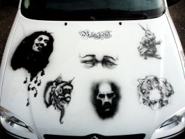 Blackout airbrush front view by Namingway-Regret