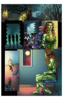 Batman: Arkham Unhinged Colors page 02 by GiuliaPriori