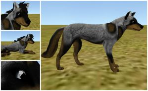 Offer to Adopt Preset: Piebald [CLOSED] by CoalBlackWolf