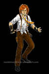 Ron Weasley steampunk style 2 by MadelineSlytherin