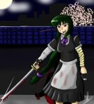 Bloodlust Haruka by JHcolley
