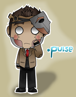 My SPG Fanbot (First design) - .pulse by Miserable-in-Orange