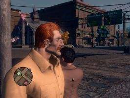 Saints Row 3 - Nigel Thornberry by UncleHappy5