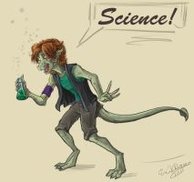 Science! by Daroneasa
