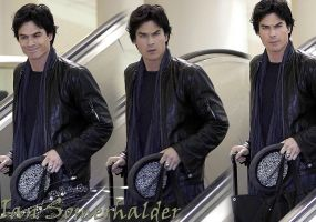 ian somerhalder by reven94