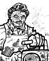 Horror Legends 1: Leatherface by 11ZOMBIES