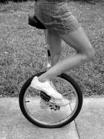 Unicycle by sylvialovesphotos