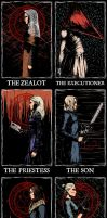 Silent Hill Antagonists by febbik