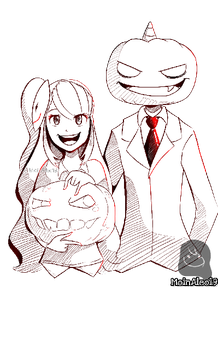 || Pumkin!! [gift] by MoinAleo19