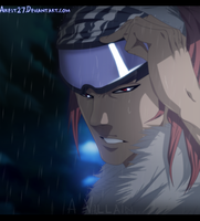 Renji Abarai - Bleach |Color| by Airest27