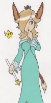 Nintendonkeys - Rosalina by cqmorrell