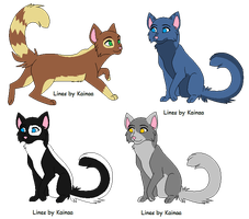 Free Cat Adopts {CLOSED} by SNlCKERS