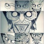 Workflow of Diamond Eyes by IAmSebastiene