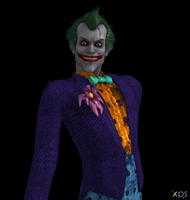 BAA - Joker 1989 Suit Style by Postmortacum
