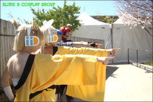 VOCALOID: OBJECTION by slimesama-cosplay