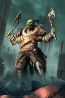 Orc dominance by steena65