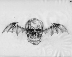 Avenged Sevenfold by cheeseball3434