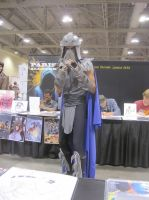Fourth day at Fan expo 7 by WhiteFox89