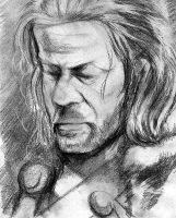 Eddard (Ned) Stark by philippeL